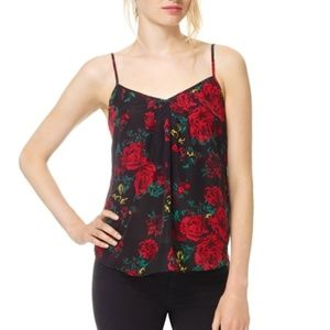 Talula Waverly Camisole Rose Print tank cami